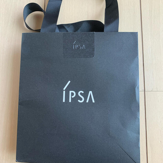 イプサ(IPSA)のラッピング付 紙袋 ショップ袋 ショッパー ipsa イプサ(ショップ袋)