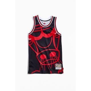 Mitchell & Ness Chicago Bulls Basketball(ジャージ)