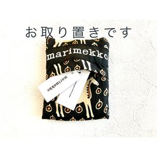 marimekko - マリメッコMusta Tamma スマートバッグ