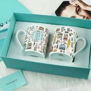 Tiffany & Co. - Tiffanyコップ