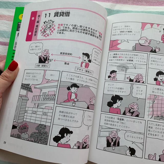 マンガ宅建士はじめの一歩 2020年版 エンタメ/ホビーの本(資格/検定)の商品写真