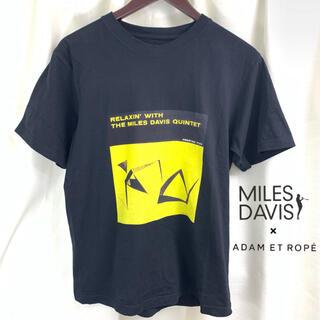Adam et Rope' - ADAM ET ROPÉ HOMME × Miles Davis Tシャツ M