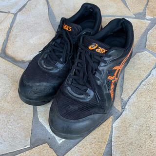 asics - アシックス 安全靴 26.5センチ