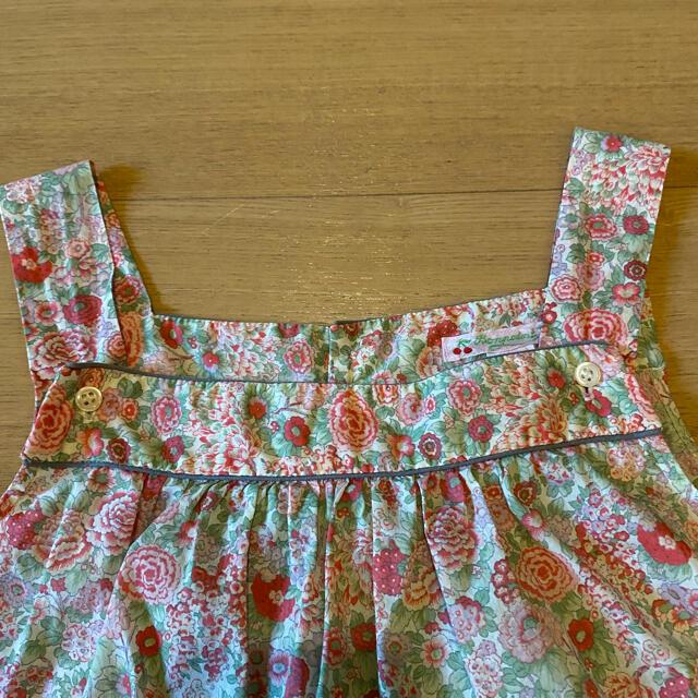Bonpoint(ボンポワン)のオールインワン キッズ/ベビー/マタニティのキッズ服女の子用(90cm~)(その他)の商品写真