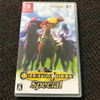 コーエーテクモゲームス(Koei Tecmo Games)のChampion Jockey Special(家庭用ゲームソフト)