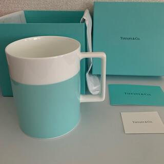 Tiffany & Co. - ティファニー マグカップ カラーブロック Tiffany