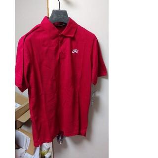 ナイキ(NIKE)の入手困難 希少 新品 タグ付 NIKE SB S/S POLO SHIRTS M(ポロシャツ)