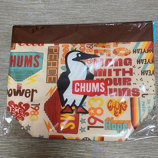 CHUMS - CHUMS⭐︎チャムス⭐︎オリジナルクーラーバッグ⭐︎ブラウン