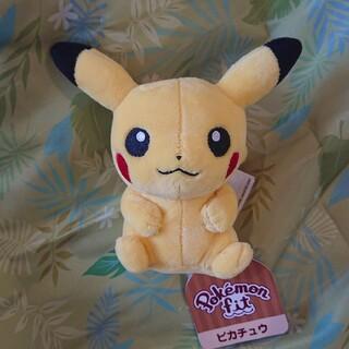 ポケモン - ポケモンフィット ピカチュウ ぬいぐるみ Pokemon fit