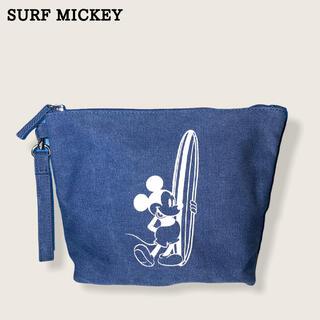 ミッキーマウス(ミッキーマウス)の【SURF MICKEY】ポーチ サーフミッキー(ポーチ)