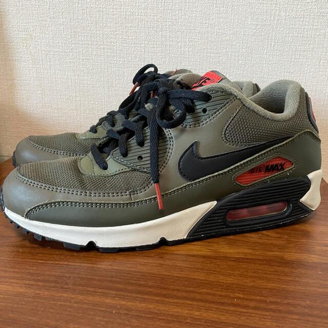 NIKE(ナイキ)のNIKE ナイキ AIR AIRMAX90 メンズの靴/シューズ(スニーカー)の商品写真