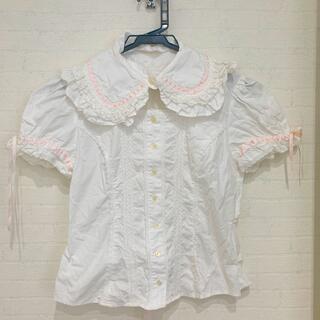 アンジェリックプリティー(Angelic Pretty)のアンジェリックプリティ 付け襟 ブラウス(シャツ/ブラウス(半袖/袖なし))