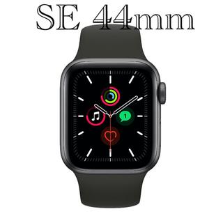 Apple Watch - Apple Watch SE GPSモデル 44mm スペースグレー
