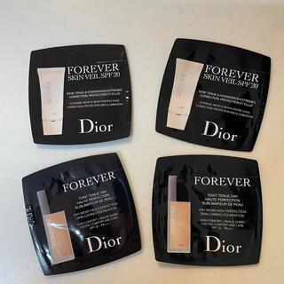 ディオール(Dior)の新品未使用 ディオール ベース リキッドファンデーション(ファンデーション)