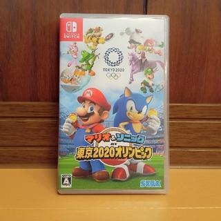 Nintendo Switch - 【美品】マリオ&ソニック AT 東京2020オリンピックTM Switch
