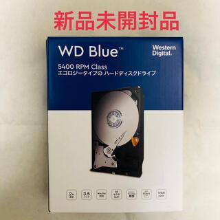 WESTERN DIGITAL HDD WD60EZAZ 6TB(PCパーツ)