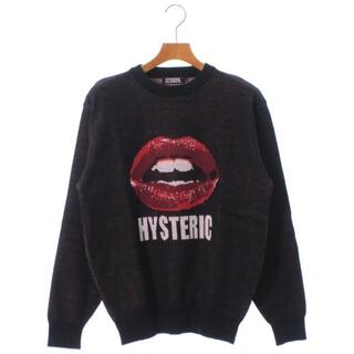 HYSTERIC GLAMOUR - HYSTERIC GLAMOUR ニット・セーター メンズ