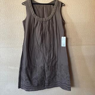 24000円の品物→涼しい可愛い一着*サイズ40 (M)綿100% 未使用品