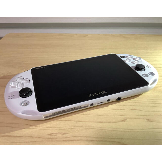 SONY(ソニー)のSONY PlayStationVITA 本体  PCH-2000 ZA22 エンタメ/ホビーのゲームソフト/ゲーム機本体(携帯用ゲーム機本体)の商品写真