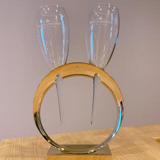 モエエシャンドン(MOËT & CHANDON)のMOËT & CHANDONのペアグラスセット(グラス/カップ)