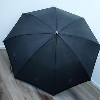 セリーヌ(celine)のセリーヌ♡折りたたみ日傘 【訳あり品】(傘)