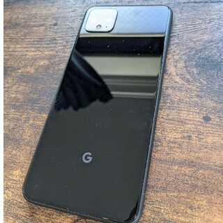 ANDROID - Simフリー Google Pixel 4XL   64GB ブラック 本体のみ