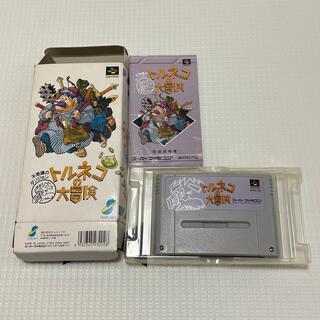 スーパーファミコン(スーパーファミコン)のスーパーファミコン トルネコの大冒険(家庭用ゲームソフト)