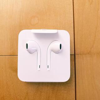 Apple - 【純正品・未使用】iPhone イヤフォン 変換アダプター付き