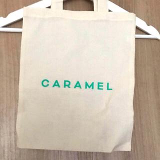 Caramel baby&child  - caramel ノベルティ トートバッグ