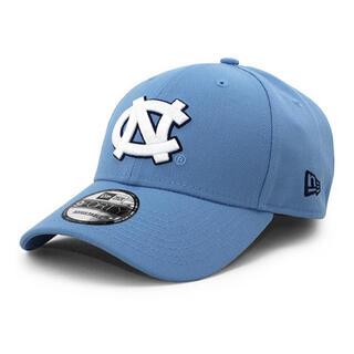 ニューエラー(NEW ERA)の新品 ノースカロライナ ニューエラ キャップ 9forty NCAA ジョーダン(キャップ)
