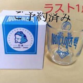 シャイニー(SHINee)のJINRO×SHINeeのカムバ記念グッズ/大サイズグラス&テミンのソジュグラス(アイドルグッズ)