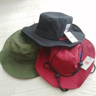 新品 3色セット サファリハット 帽子 夏フェス アウトドア 釣り 登山