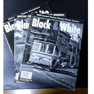 Black & White magazine(専門誌)