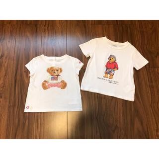 Ralph Lauren - グッチ バーバリー ポロベア Tシャツ