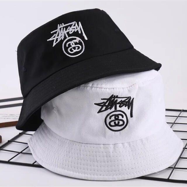 STUSSY(ステューシー)のSTUSSY ステューシー バケットハット メンズの帽子(ハット)の商品写真