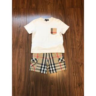 BURBERRY - グッチ バーバリー パンツ ズボン ハーフパンツ ショートパンツ