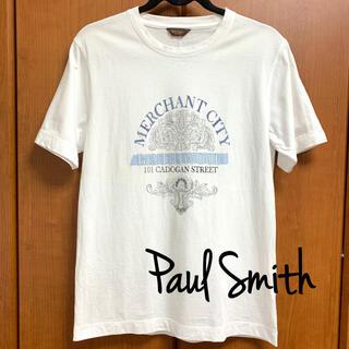 Paul Smith - 【新品】ポールスミス Paul Smith 半袖 Tシャツ 白 Mサイズ 白T