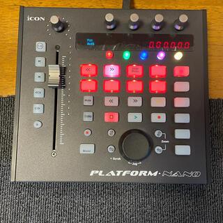 icon Platform nano(MIDIコントローラー)