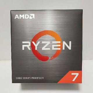 AMD Ryzen 7 5800X BOX新品未開封