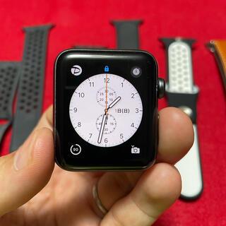 Apple Watch - お買得品 Apple Watch Nike Series 3 42mm GPS