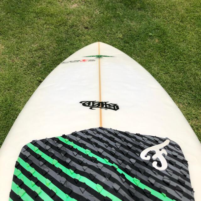 TFサーフボード speed king スポーツ/アウトドアのスポーツ/アウトドア その他(サーフィン)の商品写真