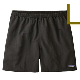 patagonia - パタゴニア バギーズ ショーツ 新品 Lサイズ 5インチ ブラック 黒