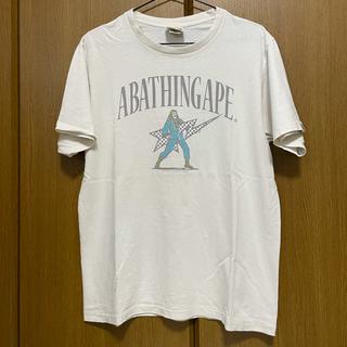 A BATHING APE - 【希少】ape NIGO Tシャツ M アーカイブ