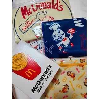 マクドナルド(マクドナルド)のマクドナルド福袋(ノベルティグッズ)