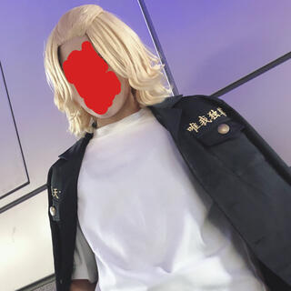 佐野万次郎 マイキー コスプレ衣装 セット(衣装一式)