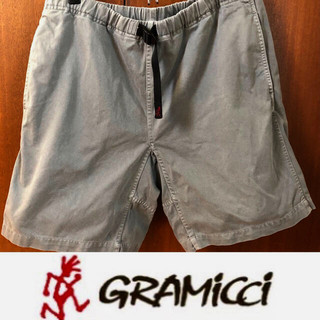 GRAMICCI - GRAMICCI(グラミチ)メンズ 短パン グレー
