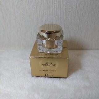 ディオール(Dior)の【新品】ディオール プレステージ ラ クレーム ドゥ タン 020ライトベージュ(ファンデーション)
