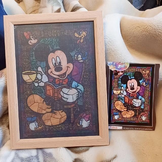Disney(ディズニー)のジグソーパズル エンタメ/ホビーのおもちゃ/ぬいぐるみ(キャラクターグッズ)の商品写真