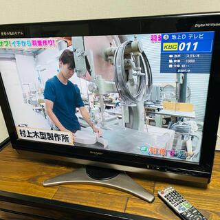 シャープ(SHARP)のSHARP液晶テレビ 32型(テレビ)