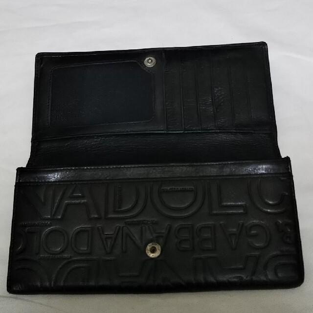 DOLCE&GABBANA(ドルチェアンドガッバーナ)のDOLCE&GABBANA長財布 メンズのファッション小物(長財布)の商品写真